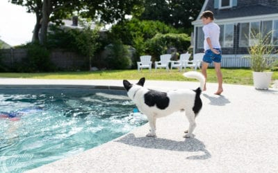 The Driscoll's – Scituate MA Pool