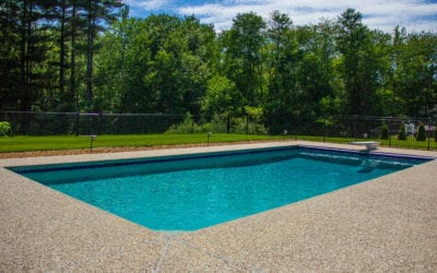 The Mackey's – Salem NH Pool