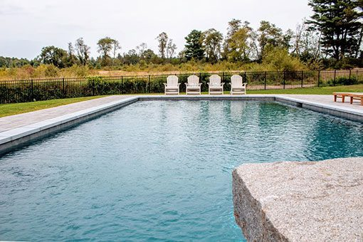 New England Swimming Pool Builder